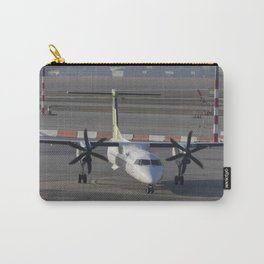 Air Baltic Bombardier Dash 8 Q400 Carry-All Pouch