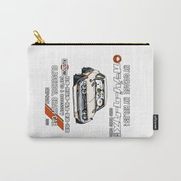 Crazy Car Art 0127 Carry-All Pouch