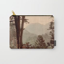A view of Futagoyama Japan Carry-All Pouch