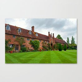 Sissinghurst The Invisible Castle Canvas Print