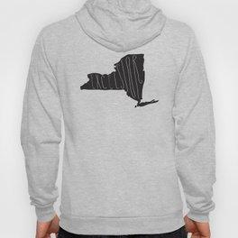 New York Motto - Black Hoody