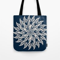 moulin rouge Tote Bags featuring Rouge by Sproot
