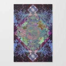 Tralaxy Canvas Print