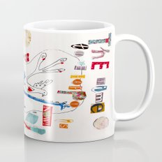 The Time To Be Happy Is Now Mug