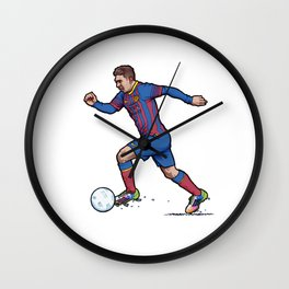 Lionel Messi Wall Clock