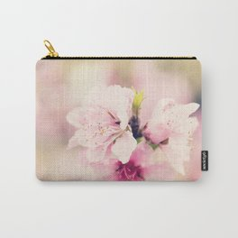 Pink Pear Blossoms 1 Carry-All Pouch