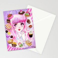 Dreaming of Sweets Stationery Cards