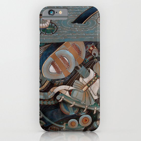 Clear Water iPhone & iPod Case