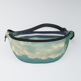Process of Evaporation Fanny Pack