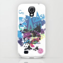 Cash Silk 002 iPhone Case