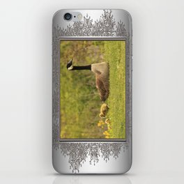 Canada Goose Family iPhone Skin