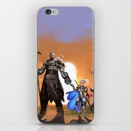 Vox Machina iPhone Skin