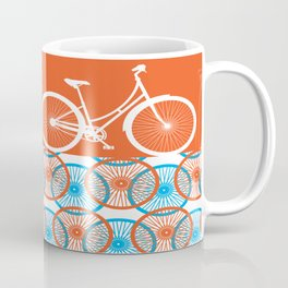 i want to ride my bicycle Coffee Mug