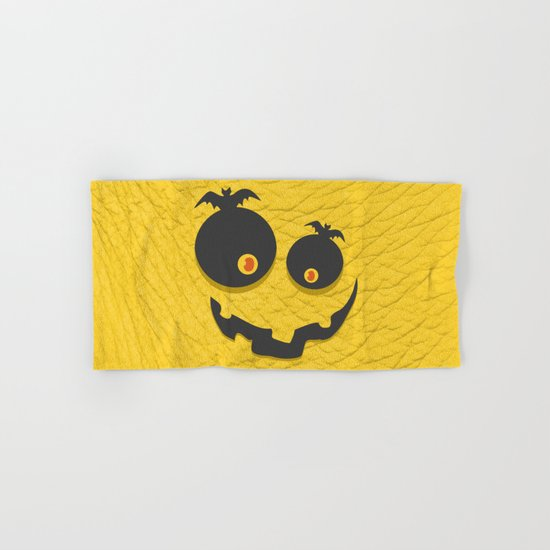 Scary Halloween Hand & Bath Towel by Febrian89  Society6