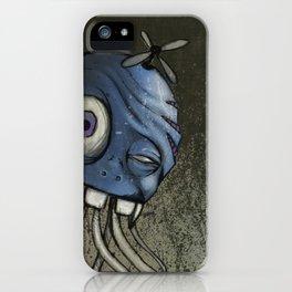 The Jelly-Filled Cranium Fish iPhone Case