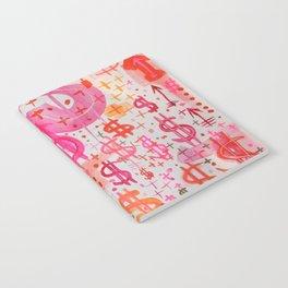 Barbie Money Notebook