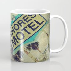 Shores Motel Sign Mug