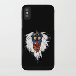 Rafiki iPhone Case