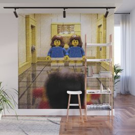 Come and play with us Wall Mural