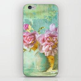 Glam Shabby Chic Still Life iPhone Skin