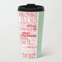 HodgePodge Crochet Groupie 2015 Travel Mug