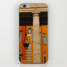 Neighbors to The Pope! iPhone Skin