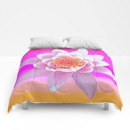 Ninfea Rose Comforters