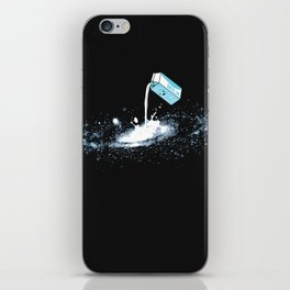The Milky Way iPhone Skin