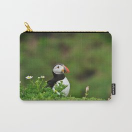 Puffin from Ireland  (RR 238) Carry-All Pouch