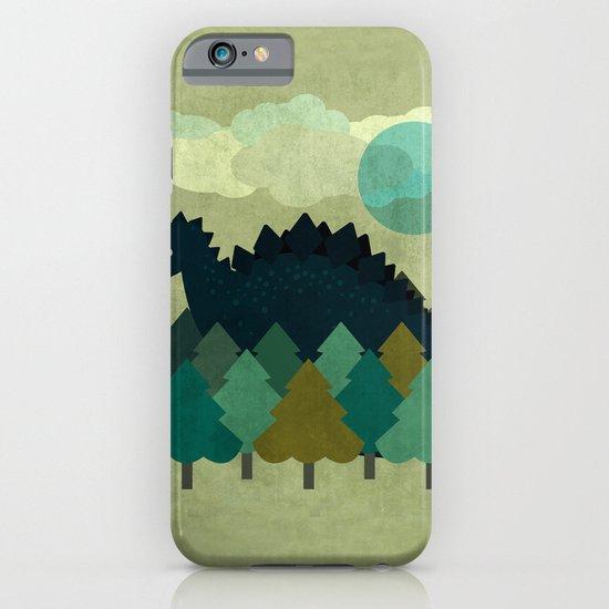 BLUE DINO iPhone & iPod Case