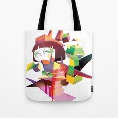 Sugar Cubed Tote Bag