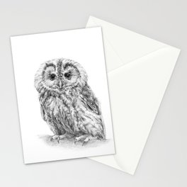 The Tawny owl Stationery Cards