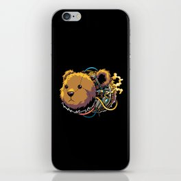 Teddy iPhone Skin