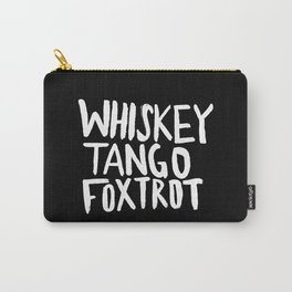 Whiskey Tango Foxtrot x WTF Carry-All Pouch