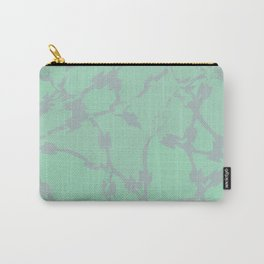 Thorns Mint Carry-All Pouch