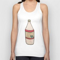 oz Tank Tops featuring 40 oz by Danzig Haley