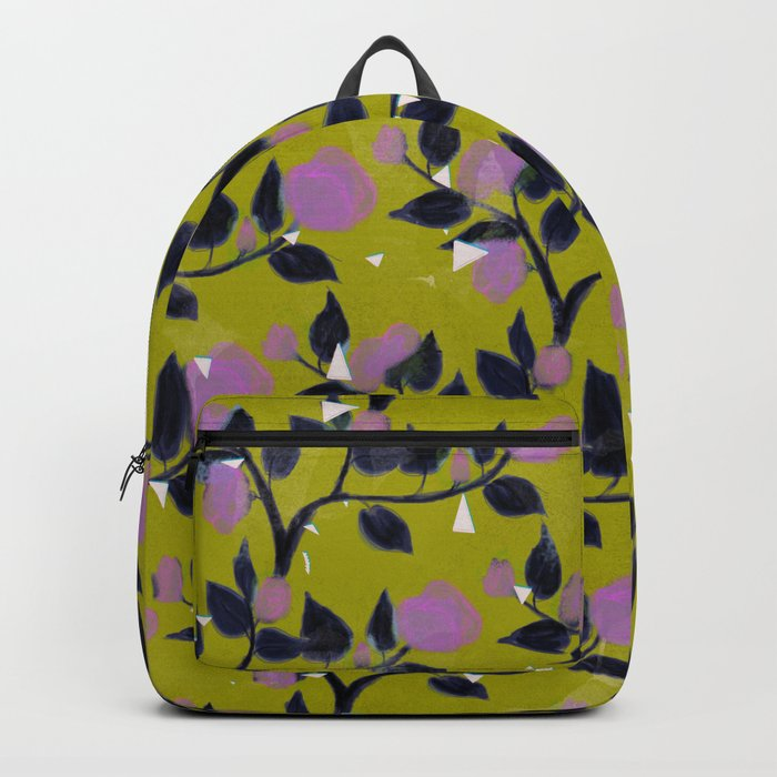 Rose VineAngle Backpack