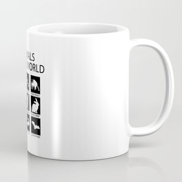 RARE ANIMALS OF THE WORLD Coffee Mug