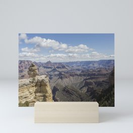 Magnificent Grand Canyon South Rim Mini Art Print