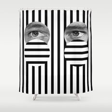 Sessions of Terror Shower Curtain
