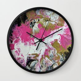 Angels Dancing Wall Clock