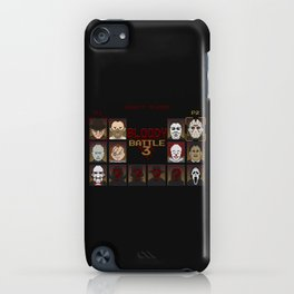 Bloody Battle 3 iPhone Case