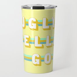 Home Alone (Rule of Threes) Travel Mug