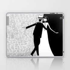 night and day, you are the one Laptop & iPad Skin