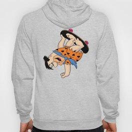 Shred Flintstone Hoody