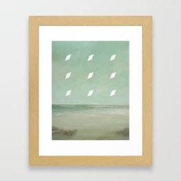 Day Imprint Framed Art Print