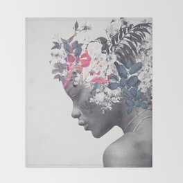Memento Throw Blanket