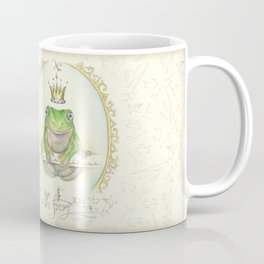 A prince for me.  PrinceFrog Coffee Mug