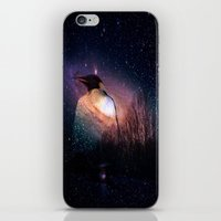 penguin iPhone & iPod Skins featuring penguin by  Agostino Lo Coco