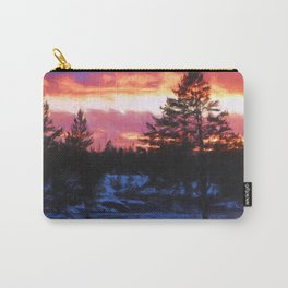Norris Sunset Carry-All Pouch
